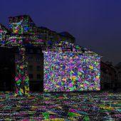 Feldkirch empfängt Erleuchtung