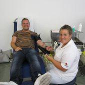 Blutspendeaktion