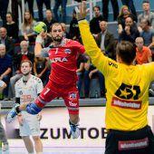 23:22-Sieg für Harder Handballer in Linz. C2