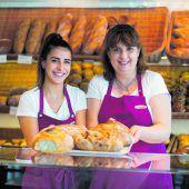 Frisches Brot vom Vorarlberger Bäcker