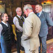 Rendezvous mit Prinz Charles