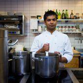 Ein Kochlehrling aus Dornbirn kämpft um sein Bleiberecht. A7