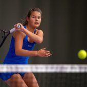 Meyer mit Erfolgslaufbei ITF-Turnieren