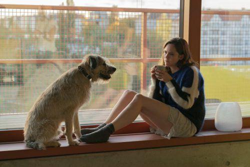 """Emily Cox steht derzeit vor der Kamera im Dauereinsatz. Im Film """"Wuff"""" verkörpert sie Ella.DCM"""