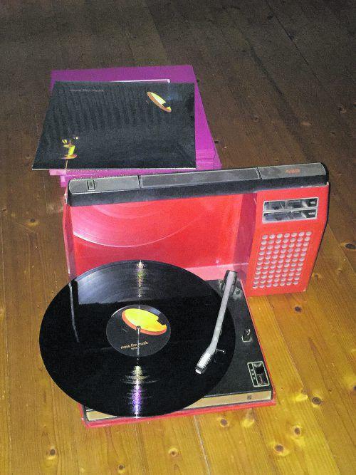 """""""Film Musik"""" klingt auch auf dem alten Mono-Plattenspieler fantastisch.VN/HF"""