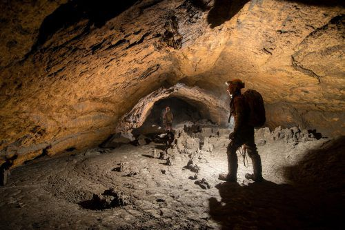 Forscher haben den lang gesuchten Durchstieg im Dachstein gefunden. APA