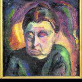 Die allverehrte Künstlerin