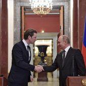 Es braucht Dialog mit Russland