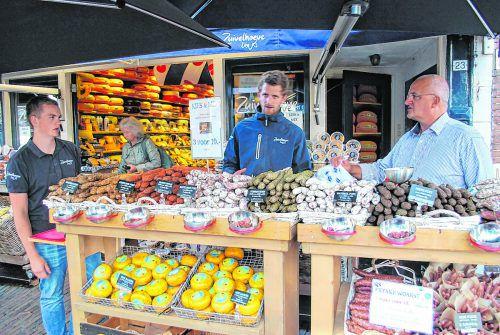 Friesische Spezialitäten probieren und kaufen.