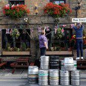 Immer mehr Pubs machen dicht