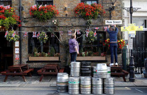 Gab es um die Jahrtausendwende in Großbritannien noch mehr als 60.000 Pubs, waren es im vergangenen Jahr nur noch etwas mehr als 48.000. Reuters