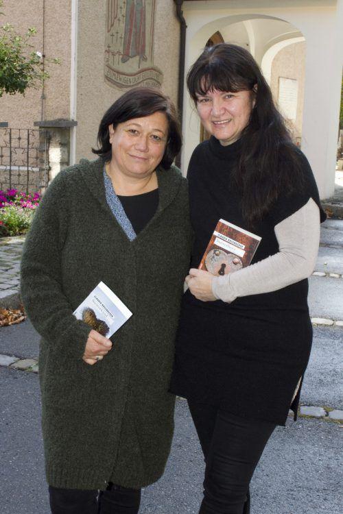 Gabi Gehrer (l.) und Helga Repnik-Siegele.