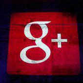 Aus für Onlinenetzwerk Google Plus nach Datenleck
