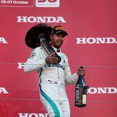 Vettel patzt, Hamilton feiert