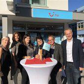 Reiseriese TUI eröffnet erste Filiale in Vorarlberg