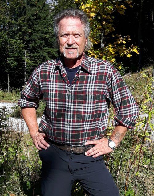 Hubert Wäger ist seit 30 Jahren für die ARA tätig.tf