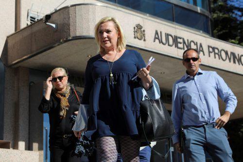 Im ersten Prozess ging es um Inés Madrigal, die 1969 in einer Madrider Klinik ihren Eltern entrissen wurde. Reuters