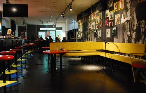 Im FLATZ-Museum steht wieder Sprachkunst auf dem Programm. erh