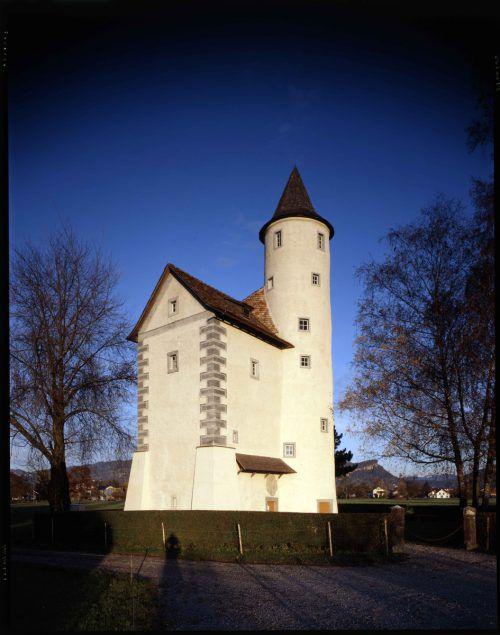 Im Jahr 1940 wurde der Schlossturm unter Denkmalschutz gestellt.Rudolf Zündel, Ignacio Martinez, Helmut Klapper, Vorarlberger Landesbibliothek