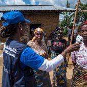 Wolfurter knackt Ebola-Virus