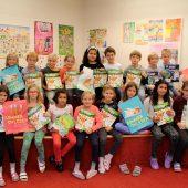 Erfolgreiche Leseaktion in Lochau