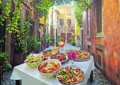 Im Stadtteil Testaccio findet man viele tolle Restaurants und Feinkostläden.shutterstock (5)