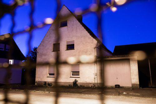 In diesem Haus in Höxter wurden über Jahre hinweg Frauen misshandelt. DPA