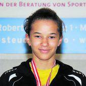 WM-Bronze für Jeannie Kessler