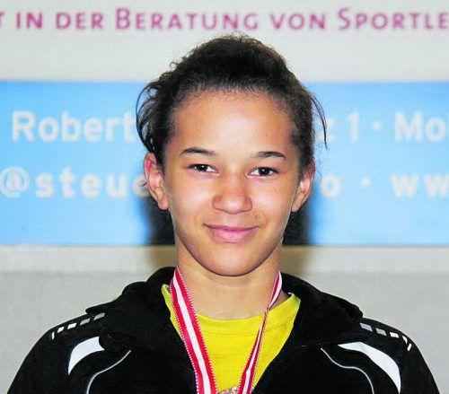 Jeannie Kessler holte Bronze bei der Beach-Wrestling-WM. Verband