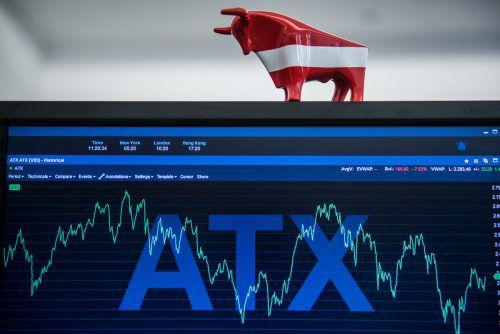 Der ATX beendet das Jahr 2018 mit 2746 Punkten und damit im Minus. Börse