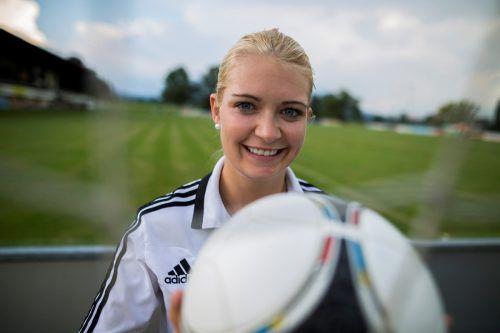 Jessica Thies ist neue Frauenreferentin im Vorarlberger Fußballverband. paulitsch