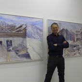 Ausstellung zum 60. Geburtstag