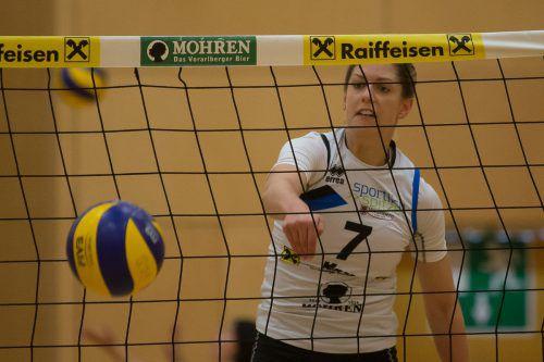 Julia Schrott und Co. feierten einen3:0-Erfolg im Cup bei Seekirchen. steurer
