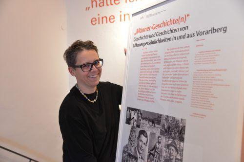 Katrin Netter und ihre Kollegenschaft widmen sich heuer den Männern. VF