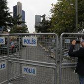 Polizei sucht nach Khashoggis Leiche