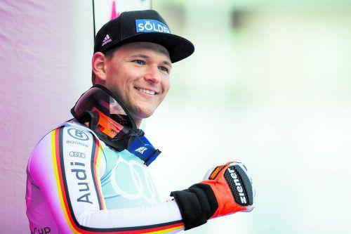 Kitzbühel-Sieger und deutscher Skisportler des Jahres: Thomas Dreßen. gepa