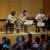 Alpenarte fördert klangvoll die Künstler und die Zuhörer