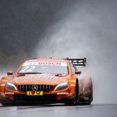 Letztes DTM-Kapitel für Mercedes