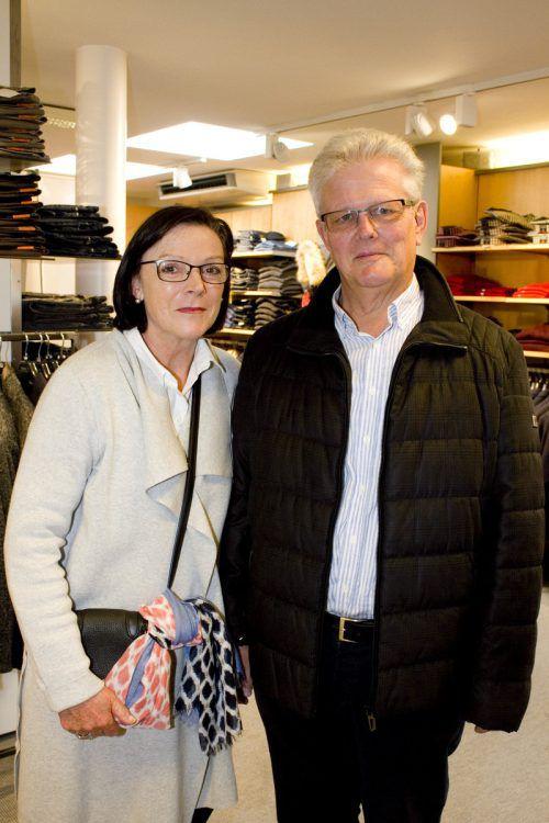 Ließen sich inspirieren: Katharina und Hannes Mayer.