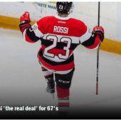 Dicke Schlagzeilen für Marco Rossi