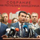 Balkanstabilität am Vardar
