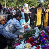 Schulmassaker auf Krim: Suche nach möglichen Hintermännern