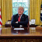 Trump droht mit Grenzschließung