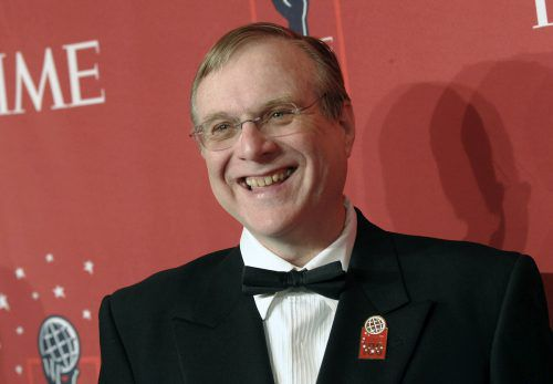Microsoft-Mitbegründer Paul Allen starb mit 65 Jahren. AP
