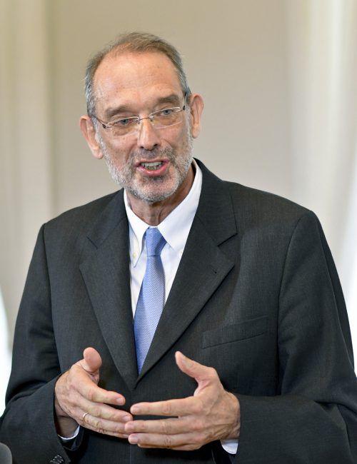 Minister Heinz Faßmann (ÖVP) präsentierte am Dienstag die Gesetzesnovelle.APA