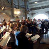 Ein Orgelmarathon mit Chorbeigabe