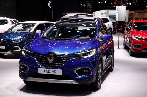 Modellpflege für das Erfolgs-SUV Kadjar von Renault. Front- und Heckdesign wurden überarbeitet, neue Motoren haben Einzug gehalten.