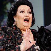 Abschied von Operndiva Montserrat Caballé
