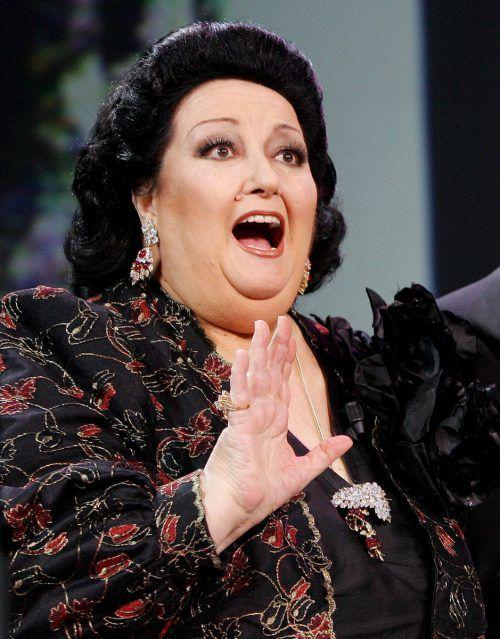 Montserrat Caballé begeisterte ein breites Publikum für die Klassik. Reuters