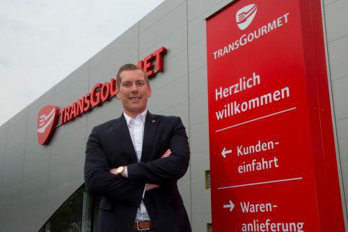 Nach den ersten fünf Monaten sieht der Transgourmet-Geschäftsführer das Unternehmen auf gutem Kurs.VN/Paulitsch